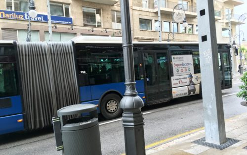 パルマデマヨルカEMTバス