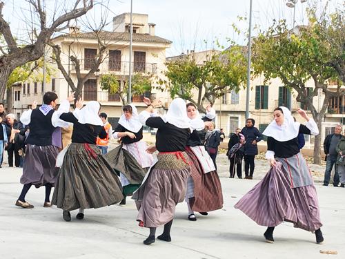 伝統ダンス