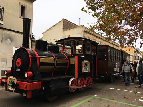 ワイン列車2