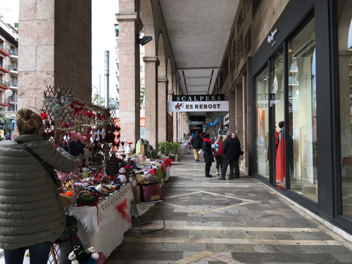 パルマデマヨルカクリスマスマーケット
