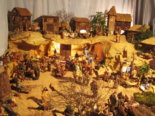 スペインのクリスマス ベレン