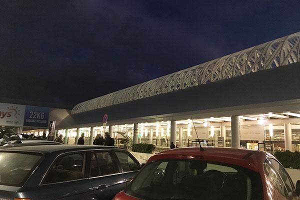 マヨルカ空港