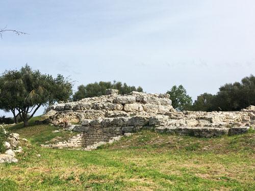 モントゥイリ遺跡タラヤット5