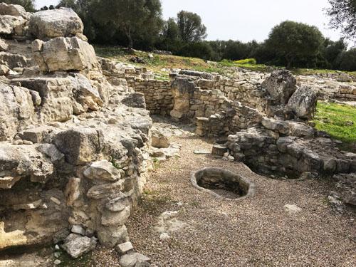 マヨルカ古代遺跡部屋