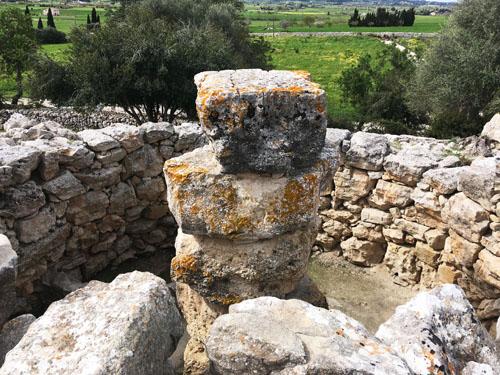 マヨルカ古代遺跡