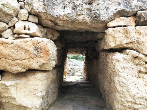 古代遺跡入り口
