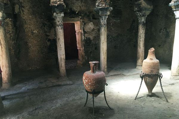 マヨルカイスラム浴場
