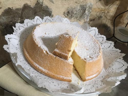 マヨルカのケーキ