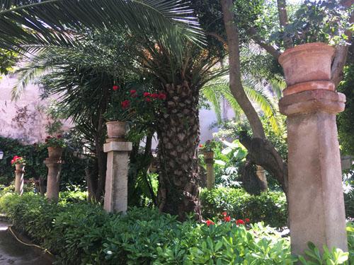 イスラム浴場庭園