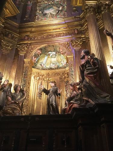 聖アントニオのチャペル