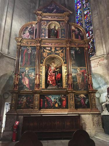 聖ジェロームの礼拝堂