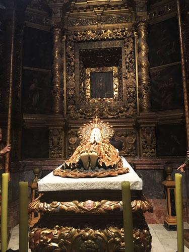 王冠の神の母の礼拝堂