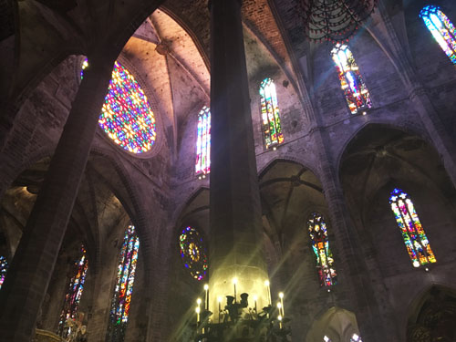 光のパルマ大聖堂