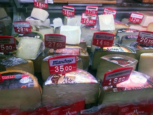 バレアレス産チーズ