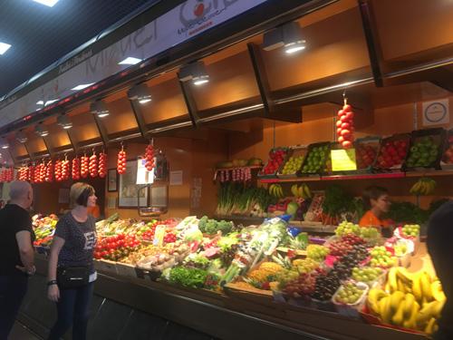 パルマ市場果物屋3