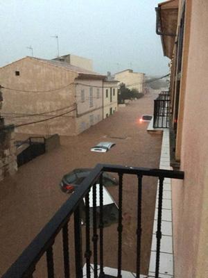 マヨルカ大洪水
