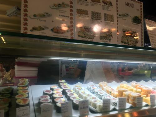 マヨルカのお寿司屋3