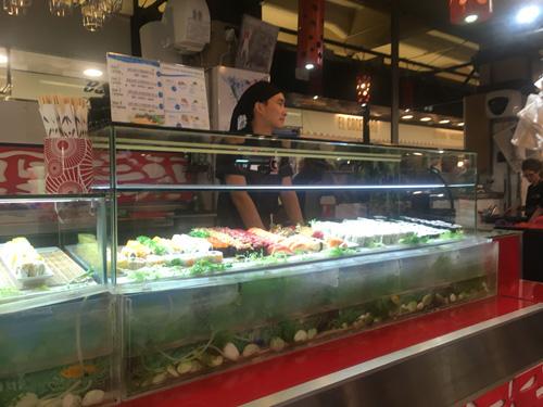マヨルカのお寿司屋5