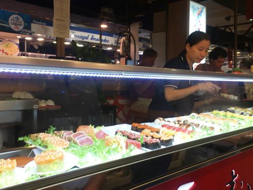 マヨルカのお寿司屋1