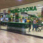 スペインのスーパーメルカドナ