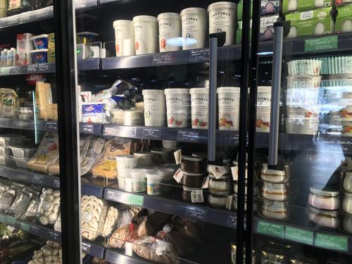 ヨーグルトなど乳製品