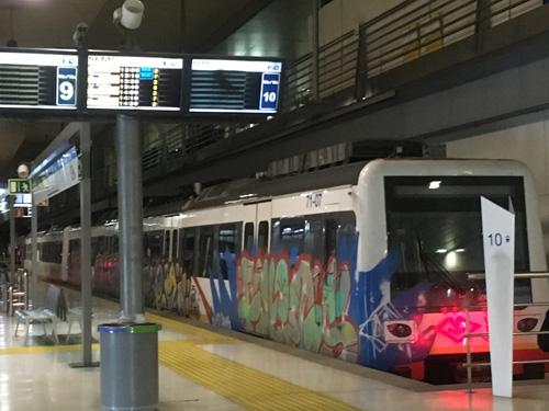 マヨルカ地下鉄