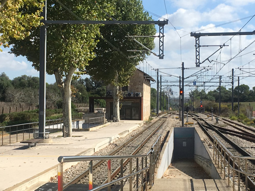 enllaç駅