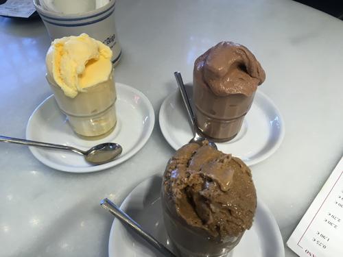 マヨルカ老舗アイスクリーム