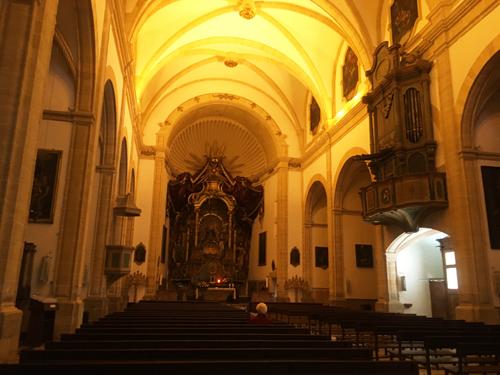 Santa María del Camí教会