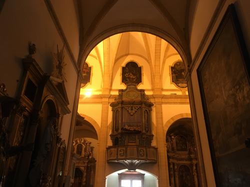 Santa María del Camí