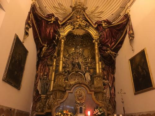 礼拝堂サンタマリア