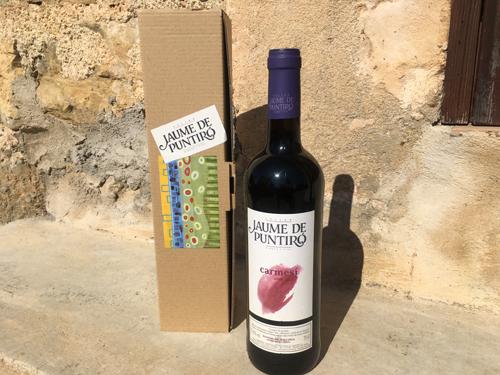 Jaume de Puntiró赤ワイン