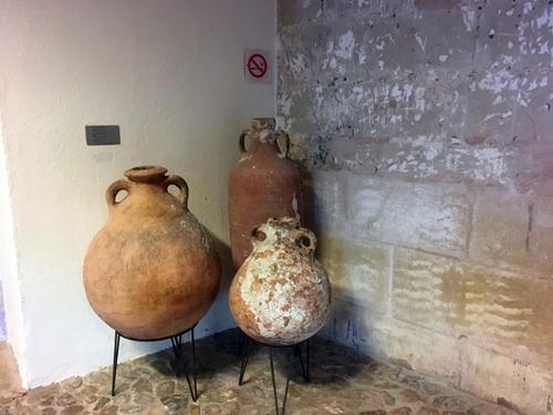 ローマ時代の壷