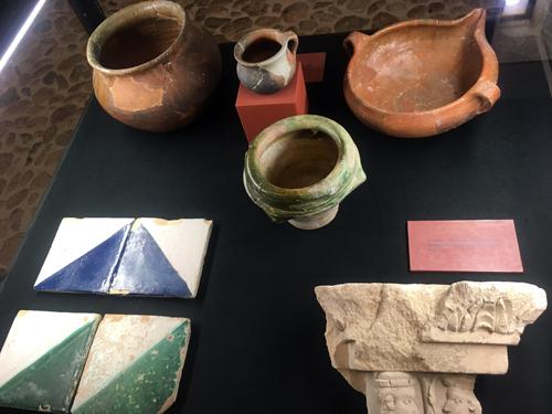 マヨルカイスラム時代陶器