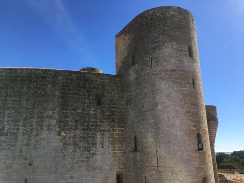 ベルベル城装甲塔