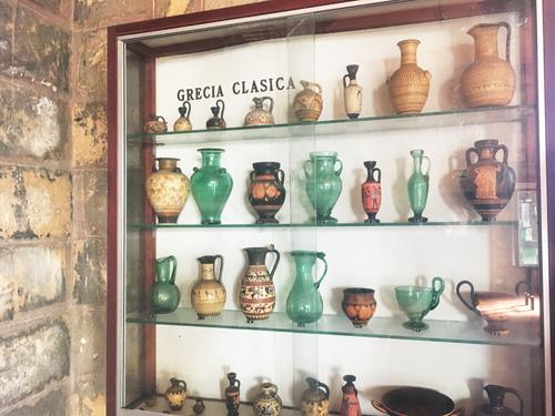 古代ギリシャガラス
