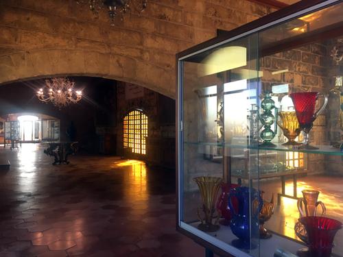 マヨルカガラス博物館