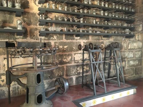ガラス製造機械