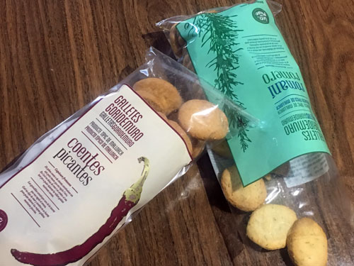 マヨルカ塩クッキー