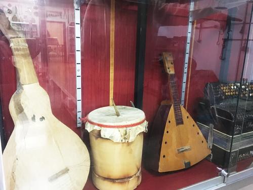 マヨルカの楽器