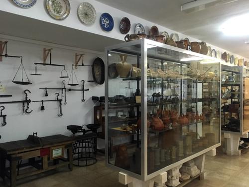 マヨルカ考古学博物館展示