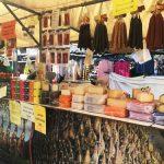 サンタマリアの市場