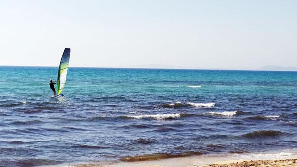 マヨルカ島ビーチ