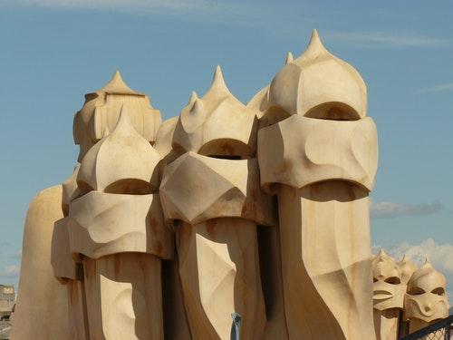 バルセロナ建築