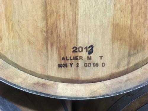 アメリカ産ワイン樽