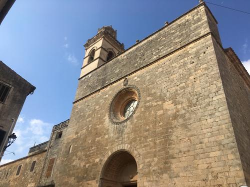 ペトラ聖ベルナルド修道院