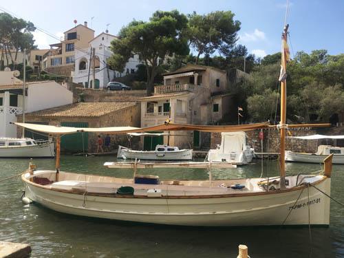 マヨルカ伝統ボート