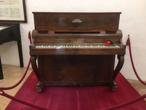 ショパンのピアノ