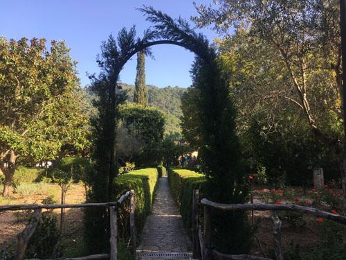 バルデモサ庭園