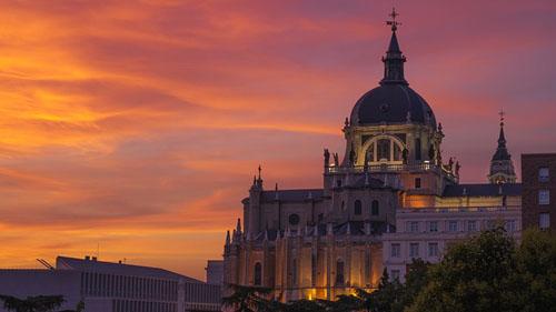 スペイン王宮